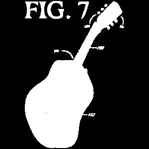 Gitarre Akkord Diagramm Gitarrist Geschenk