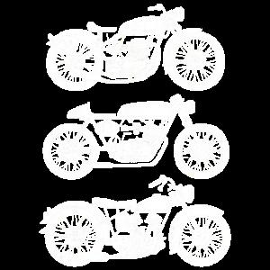 Vintage Oldtimer Motorräder