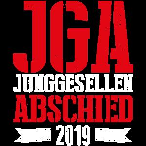 jga junggesellenabschied 2019