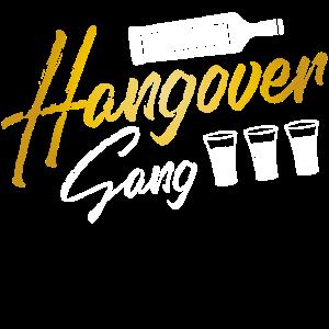 hangover gang vodka