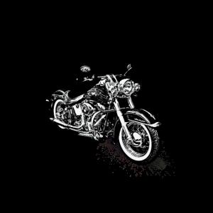 Papa the Biker Legend
