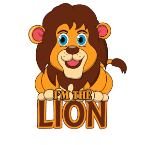 LION Löwe Löwen King Baby Small Cute