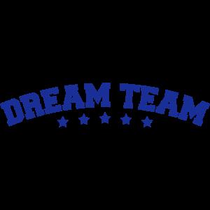 Text Bogen Design Freunde Pärchen Paar Dream Team