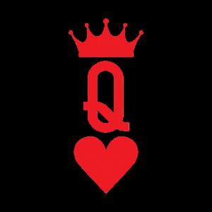 Königin Paare Tattoo Geschenk