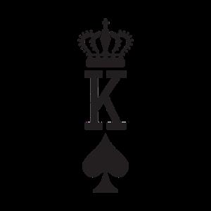 König Paare Tattoo Geschenk