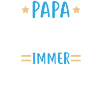 Papa Vater Held Beschützer Vatertag Geschenk Idee