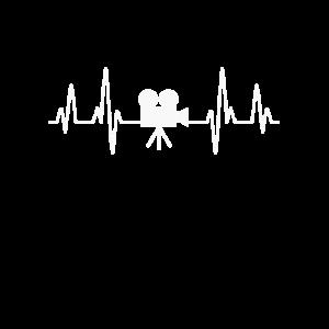 Camera 2 Heartbeat white