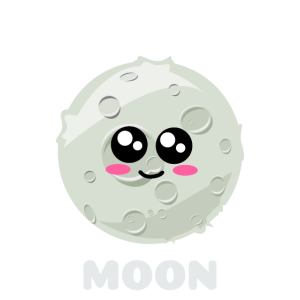 Du schickst mich über den Mond