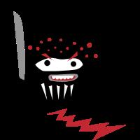Lustiges ninja - Shirt