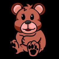 Teddybären Teddy Bär Kinder Kind Stofftier Baby