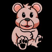 Teddybär Teddy Stofftier Kinder Kind Baby