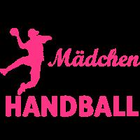 Handball Shirt für Mädchen
