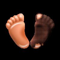 Kaputte Socke