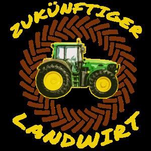 Traktor Landwirt Trekker Geschenk Schlepper Spruch