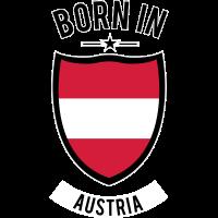 Born in Austria