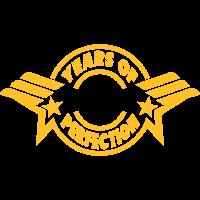 addieren Jahr  years perfection 3 logo