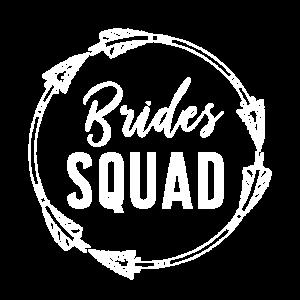 Junggesellinnenabschied, Truppe der Braut