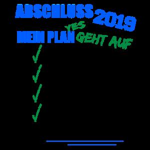 Ausbildung ABSCHLUSS Berufsabschluss Azubi 2019