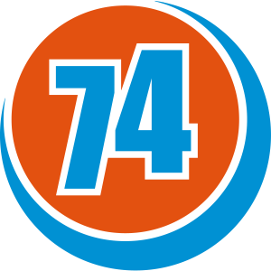 74 Kreise