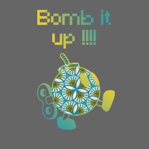 Bomb It Up : Yellow Power !!!