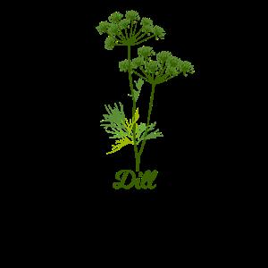 Kräutersammler Kräuter Sammler Herbs Dill Shirt