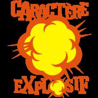 Explosionscharakter Explosion 5