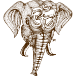 Heiliger Elefant BR by Finito
