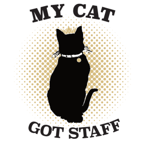Meine Katze hat Personal