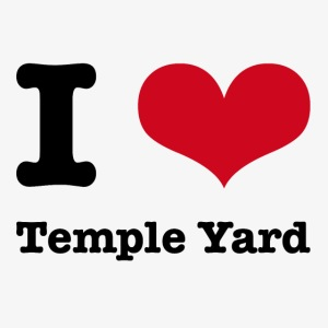 I love Temple Yard