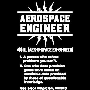 Aerospace Engineer Definition - Luftfahrtingenieur