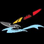 Surfclub Logo neu mit Schrift