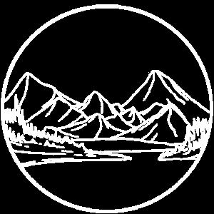 Landschaft im Kreis