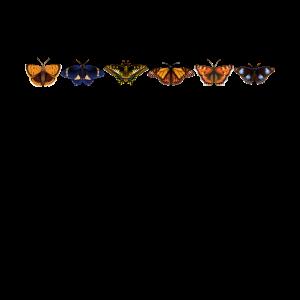 Schmetterling Natur Insekt Butterfly Flügel Shirt