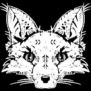 Fuchskopf Weiß
