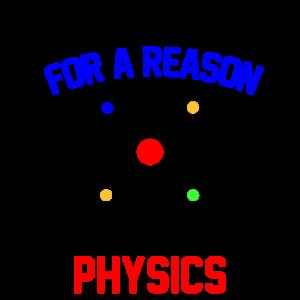 Alles passiert für einen Grund der Physik ist
