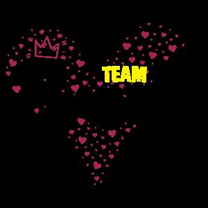 Team Braut Junggesellinenabschied