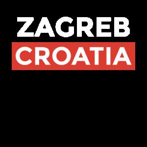 Zagreb Kroatien Souvenir