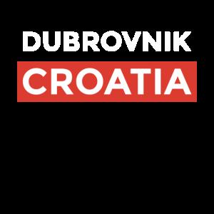 Dubrovnik Kroatien Souvenir
