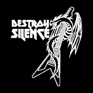 Destroy Silence Dragon - Rock Metal