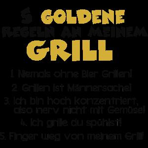 5 goldene Grillregeln für Grillmeister