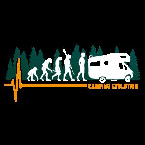 Wohnmobil Evolution Camping - Camper Geschenk
