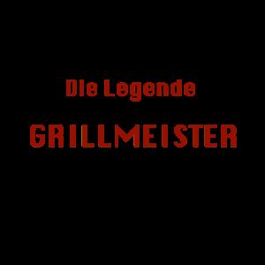 Grillmeister, Grillschürze, für wahre Grillmeister