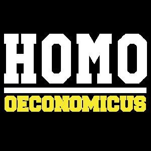 HOMO Oeconomicus Yellow