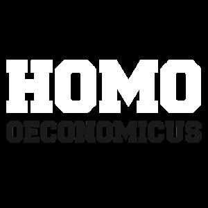 HOMO Oeconomicus Black