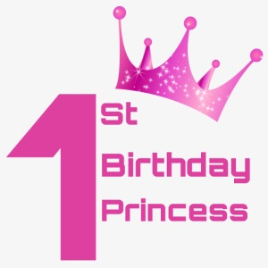 1st Birthday Princess