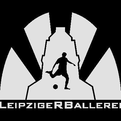 LRB_Logo_negativ_klein - für Fanclub-Mitglieder der LeipzigeRBallerei - rb,rasenballsport leipzig,leipzigerballerei,fußball,fanclub