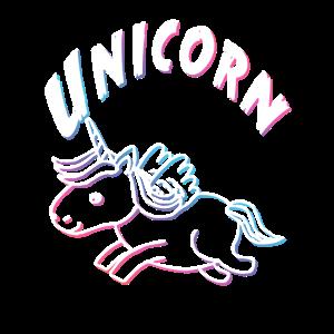 Einhorn unicorn suess