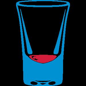 Alkoholschnapsglas 4