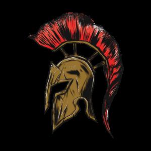 Römischer Kampfhelm Sparta - Geschenkidee