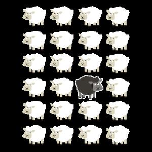 Schaf Sheep Herde Weide Schäferhund Bauernhof